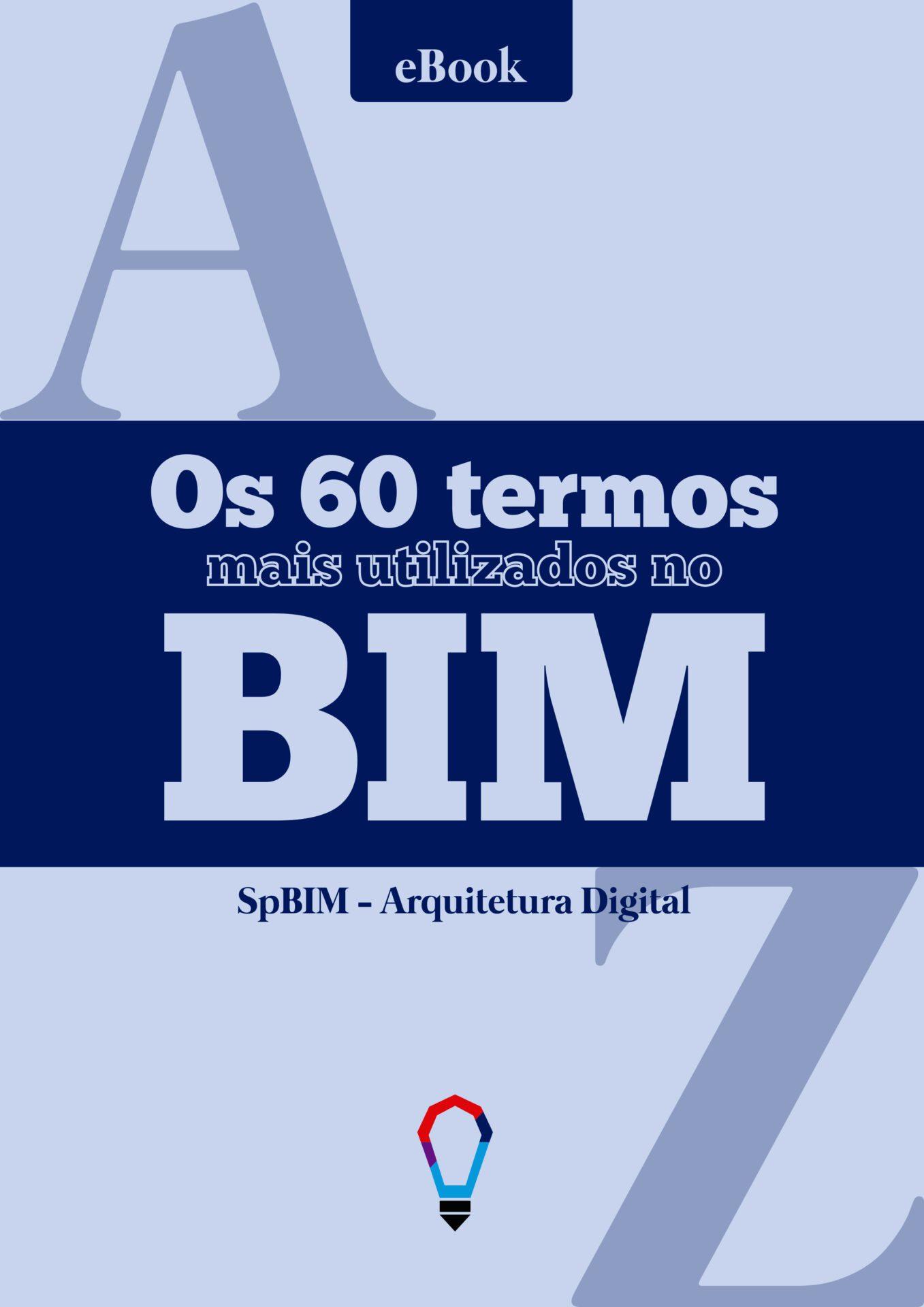 Ebook Termos mais utilizados no BIM