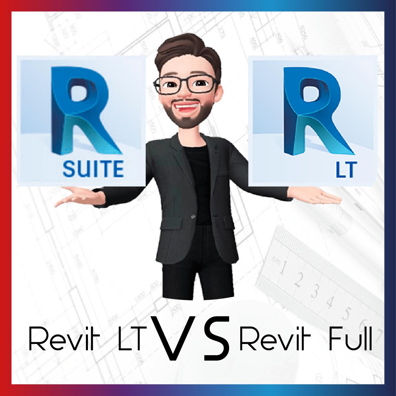 Revit lt vs full