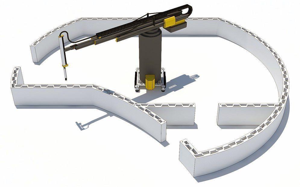 Simulação do Processo de segmentação/Impressão